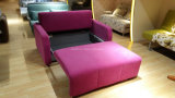 Liebes-Sofa Seater doppeltes Sofabed Gewebe Sofabed heißes verkaufensofa