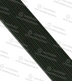 Injecção Sewable de nylon com gancho e fita para vestuário