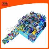 Малышу привлекательные цветные пластмассовые для детей игровая площадка для установки внутри помещений