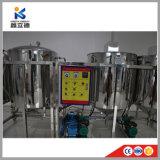 Resíduos altamente eficiente carro refinaria de destilação de óleo/ máquina de reciclagem de óleo de motor de resíduos, os resíduos de óleo do motor de reciclagem