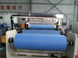 1600mm Matériau du filtre de la machine de contrecollage de pulvérisation Hot Melt