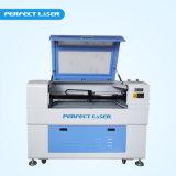 Laser-Stich und Ausschnitt-Maschine für Schuh-/Cloth/-Warenzeichen-Leder