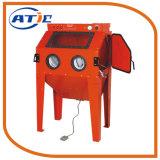 Sabbiatore elettrico della macchina di pulizia del metallo di Instural con indicatore luminoso