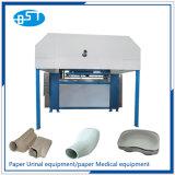 La pulpa de papel reciclado de residuos de la máquina del vaso de orinal (UL1350)