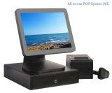 """"""" sistema Point of Sale de la posición 15 con la pantalla táctil capacitiva"""