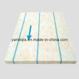 Steinfarben-Aluminiumbienenwabe täfelt externe Wand-Umhüllung