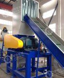 1000kg de tubo de plástico reciclado de la máquina trituradora