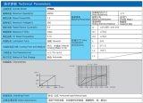 Asse di rotazione ad alta velocità della perforatrice del PWB di CNC con il cambiamento automatico dello strumento
