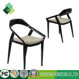 Un estilo simple silla de espalda baja silla de plástico para el restaurante (ZSC-14)