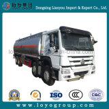 Sinotruk HOWO 석유 탱크 25000L 12 짐수레꾼 트럭