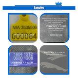 20W 30W 50W en línea marcadora láser volando con pantalla táctil de LCD