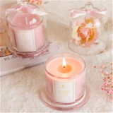 Luxry Gift Candle with Knell Lid 50g Paraffin Wax