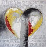 Populäres Inner-Art-Wand-Kunst-Ölgemälde