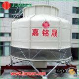 Sistema di raffreddamento industriale della torre di raffreddamento di figura della bottiglia