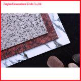 Folha composta de alumínio exterior de construção do painel das paredes de cortina/a de alumínio do revestimento/placa composta de alumínio