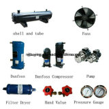 fornitore raffreddato aria industriale antiesplosione del refrigeratore di acqua 10kw