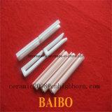 Blanco pulido Ai2o3 aislantes cerámicos