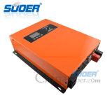 Invertitore puro dell'onda di seno dell'UPS di Suoer 800W 12V 230V dell'invertitore ibrido di potere con il caricatore (FPC-T1800VA)