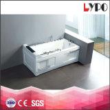Vasca calda dell'interno della persona dell'interno del mulinello 1 dell'angolo della vasca da bagno K-8811 da vendere