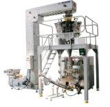 Macchina imballatrice verticale automatica Xfl-200/Xfl-250