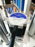 Automatische runde Flaschen-Etikettiermaschine-Rolle/Flachetikettierer