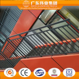 Le meilleur choix de balustrade en aluminium pour la décoration intérieure
