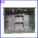 Mechanisches Geräten-Deckel Druckguss-Bearbeitung-Teile