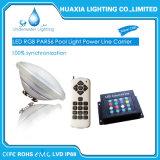 スイッチ制御を用いるPAR56 LEDの水中プールライトを変更する工場供給12voltカラーかリモート・コントロール