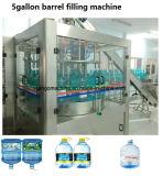 Caixa de 5 galão 3 galão 20litro barril máquina de enchimento de Engarrafamento de Água Potável
