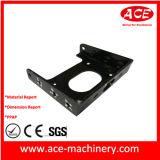 Металлический лист OEM стальной штемпелюя для, котор подвергли механической обработке части