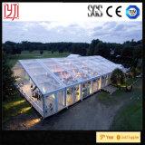 Шатер случая PVC высокого качества прозрачный для торжества