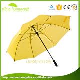 Зонтик гольфа 30inch*8K оптовых однослойных людей с печатание логоса