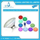 La fábrica de 12V impermeable Multi-Color LED PAR56 bajo el agua de la luz de la Piscina