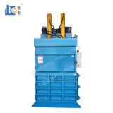 Ved60-12080 Empacadora de reciclaje de residuos de papel y cartón; la prensa de balas para botellas de PET&Palstics