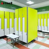 De Kasten van het Kabinet HPL van de Kasten van de Opslag van de Kasten van de Gymnastiek van Shenzhen