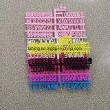 Горячее сбывание помечает буквами доску письма черного войлока 10 x 10 переменчивую от изготовления