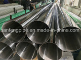 Stainless Steel Pipe (TP304/316L/316Ti) Cold Rolled Welded Tubes
