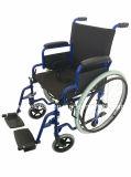 Desbloquear rápido, manual invalidado, de acero, sillón de ruedas funcional