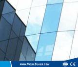 Vidrio sólido claro del arte con el certificado del CE