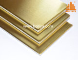 Material composto de cobre Pre-Patinated Pre-Patina Pre-Resistido