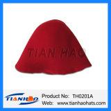 Wolle-geglaubter Hut-Kegel-Karosserie für Dame Hat