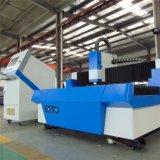 300W Indústria publicitária utilizada máquina de corte de fibra a laser económica