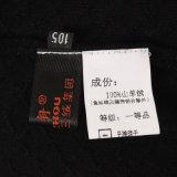 Kurzer Wolljacke-Mantel 100% des Kaschmir-Gy15012 für Dame