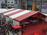 De openlucht Grote Tent van de Tentoonstelling van de Gebeurtenis Grote Hoogste