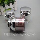 Vaso cosmetico 15g 30g 50g del vaso di alta qualità del vaso acrilico rotondo della crema