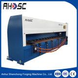 좋은 품질 금속 장 커트 4000mm 길이 CNC v 흠을 파는 기계