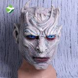 Het recentste Spel van de Douane van Masker van het Latex van het Masker van de Koning van de Nacht van Cosplay van het Masker van Tronen het Volledige Lucht Met de hand gemaakte/het Realistische Masker van het Latex