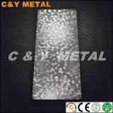 Décoratifs Feuille de gaufrage en acier inoxydable 304
