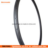 "Novo 30mm de largura a fibra de carbono 27,5"" / 650b Mountain Bike argumento decisivo a Rim Tubeless compatível"