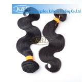 すばらしい長さのインドの人間の毛髪の拡張